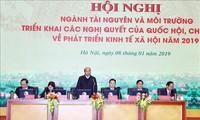 Bộ Tài nguyên và Môi trường triển khai nhiệm vụ 2019