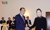 Thúc đẩy hơn nữa quan hệ hữu nghị truyền thống Việt Nam-Campuchia