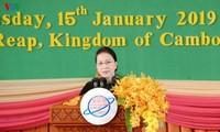 Chủ tịch Quốc hội Việt Nam Nguyễn Thị Kim Ngân dự Khai mạc APPF-27