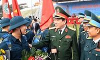 Lễ giao nhận quân năm 2019 diễn ra trên khắp cả nước