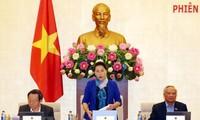 Ngày 11/3, khai mạc Phiên họp thứ 32 của Ủy ban Thường vụ Quốc hội khóa XIV