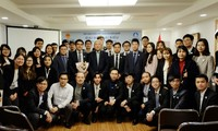 Đại hội lần thứ VII Hội sinh viên Việt Nam tại Hàn Quốc