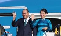 Thủ tướng Chính phủ Nguyễn Xuân Phúc sẽ thăm chính thức Rumania và Czech