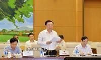 Ủy ban Thường vụ Quốc hội:  Giám sát thực hành, chống lãng phí trong lĩnh vực đầu tư xây dựng, quản lý, sử dụng đất đai