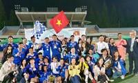 Hội thao Hội người Việt Nam tại Hàn Quốc lần thứ hai
