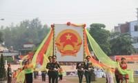 Lễ kỷ niệm 110 năm thành lập tỉnh, 70 năm thành lập Đảng bộ tỉnh và 65 năm chiến thắng Điện Biên Phủ