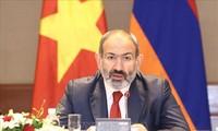 Thúc đẩy hợp tác nhiều mặt Việt Nam-Armenia
