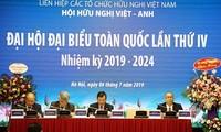 Cầu nối thúc đẩy giao lưu hữu nghị nhân dân Việt Nam - Vương quốc Anh