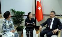 Việt Nam coi trọng việc thúc đẩy quan hệ hợp tác nhiều mặt với Thổ Nhĩ Kỳ