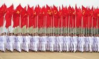 Lãnh đạo các nước tiếp tục gửi Điện và Thư mừng nhân dịp 74 năm Quốc khánh Việt Nam