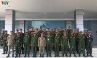 Việt Nam tham dự Diễn tập Gìn giữ hoà bình đa phương tại Indonesia