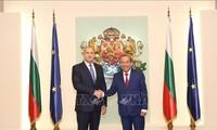 Tổng thống Bulgaria khẳng định Việt Nam là đối tác quan trọng ở Đông Nam Á