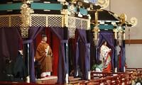 Thủ tướng Nguyễn Xuân Phúc dự Lễ đăng quang của Nhà Vua Nhật Bản
