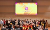 Ngày hội Sinh viên Việt Nam tại Hàn Quốc ngày càng được đánh giá cao về chất lượng cũng như quy mô tổ chức