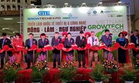 20 quốc gia và vùng lãnh thổ tham gia triển lãm quốc tế Growtech Vietnam 2019