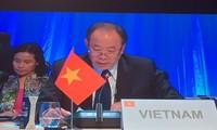 Việt Nam tham dự Hội nghị Bộ trưởng Pháp ngữ lần thứ 36