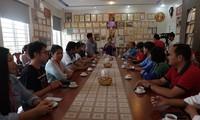 Thanh niên Việt Nam – Campuchia thăm mô hình kinh tế tiêu biểu tỉnh Tây Ninh
