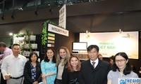 Sản phẩm hữu cơ Việt Nam được nhiều người quan tâm tại Hội Chợ Go Green Expo ở Wellington – New Zealand