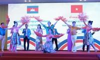 Phát huy tình đoàn kết giữa thanh niên hai nước Việt Nam - Campuchia