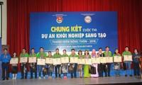 29 dự án khởi nghiệp tranh tài chung kết Dự án khởi nghiệp sáng tạo nông thôn