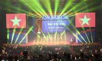 Khai mạc phiên trọng thể Đại hội Hội Liên hiệp thanh niên Việt Nam lần thứ VIII