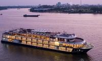Đưa vào vận hành du thuyền cao cấp kết nối Cần Thơ - Phnom Penh, Campuchia