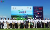 Khai mạc giải golf vì Trường Sa thân yêu
