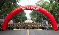 Nhiều hoạt động kỷ niệm 75 năm Ngày thành lập Quân đội nhân dân Việt Nam