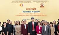 VKBIA ký kết hợp tác phối hợp triển khai Cuộc vận động xây dựng văn hóa Doanh nghiệp Việt Nam