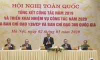 Thủ tướng Nguyễn Xuân Phúc chỉ đạo quyết liệt chống tội phạm, buôn lậu