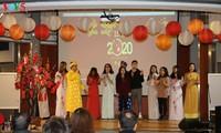 Giới trẻ Việt Nam tại Séc với Lễ hội đón Tết cổ truyền dân tộc