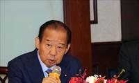 Tổng Thư ký Đảng Dân chủ Tự do Nhật Bản: Đưa quan hệ Việt – Nhật tiếp tục phát triển hơn nữa