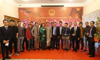 Đại sứ quán Việt Nam tại Bangladesh tổ chức Tết cộng đồng xuân Canh Tý 2020