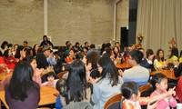 Đại sứ quán Việt Nam tại Na Uy tổ chức chào đón Xuân Canh Tý 2020