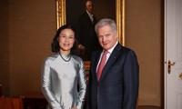 Cộng đồng người Việt Nam tại Phần Lan góp phần thúc đẩy sự hiểu biết và hợp tác giữa hai nước