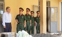 Đà Nẵng: Sẵn sàng tiếp nhận 250 công dân Việt Nam trở về