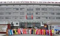 """Long An hưởng ứng sự kiện """"Áo dài - Di sản văn hóa Việt Nam"""""""