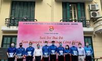 Tuổi trẻ Việt Nam chung tay phòng chống dịch Covid-19