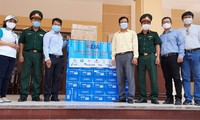 Hội chuyên gia, trí thức Việt Nam-Hàn Quốc hỗ trợ y, bác sĩ Quân y Trường Quân sự Quân đoàn 4 chung tay đẩy lùi đại dịch