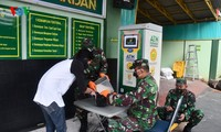 Học tập Việt Nam, Indonesia triển khai chương trình ATM gạo cho người nghèo
