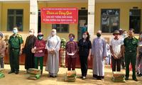 Tháng Nhân đạo năm 2020: Hỗ trợ người nghèo, đối tượng khó khăn tại tỉnh Bình Phước