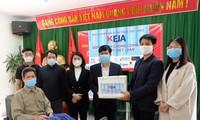 Hội chuyên gia, trí thức Việt Nam - Hàn Quốc lan tỏa yêu thương