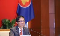 Hội nghị Bộ trưởng Kinh tế ASEAN: Thông qua Kế hoạch hành động Hà Nội - tăng cường hợp tác, ứng phó Covid 19
