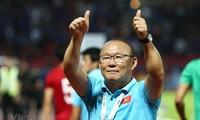 Ông Park Hang Seo lọt top huấn luyện viên xuất sắc nhất châu Á
