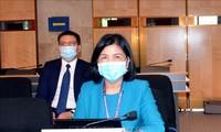 Việt Nam tích cực tham gia xây dựng nội dung các văn kiện Khóa họp thường kỳ lần 44 Hội đồng Nhân quyền Liên hợp quốc