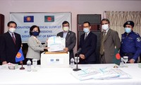 Quyên góp ủng hộ Bangladesh phòng chống dịch Covid-19