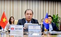 Đối thoại cấp cao trực tuyến về phục hồi ASEAN sau đại dịch Covid-19