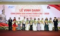 Giữ gìn bản sắc văn hoá dân tộc qua dự án Ngày Quốc tổ Việt Nam toàn cầu