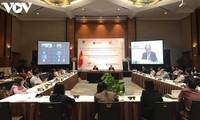 ASEAN-OECD đẩy mạnh hợp tác cải cách hành chính để ứng phó với COVID- 19