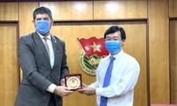 Tăng cường hợp tác giữa Trung ương Đoàn với cơ quan đại diện UNESCO tại Việt Nam